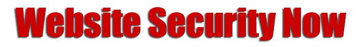 Website Security Now